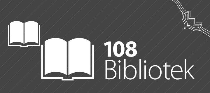 Projekt 108 Bibliotek